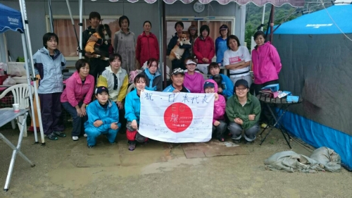 2015EO日本代表壮行会